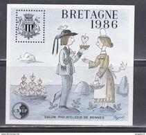 Au Plus Rapide Bretagne 1986 Peynet Illustrateur Excellent état - CNEP