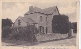 Carte 1930 QUIMIAC / ROUTE DE SORLOC - CHALET PAULE RENEE (VILLA) - Mesquer Quimiac