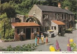 JERSEY (île Anglo-Normande). Le Moulin De LECQ INN - Cartes Postales