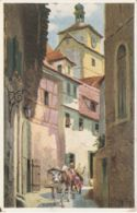 Postcard - Art - Tony Binder - Rothenburg Ob Der Tauber Sulzengabchen - No Card No. Unused Very Good - Unclassified