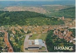 CPM France 57 Moselle Hayange Vue Générale La Piscine Le Stade - Hayange