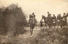 Themes Div-ref DD994-royauté -rambouillet -yvelines -etang De La Tour-lundi De Paques 1931-duchesse D Uzes Née Mortemart - Rambouillet