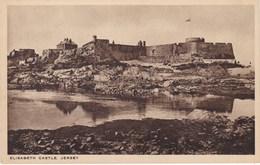 JERSEY (île Anglo-Normande). ELISABETH  CASTLE - Cartes Postales