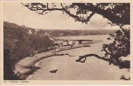 JERSEY (île Anglo-Normande).  St - AUBINS - Cartes Postales