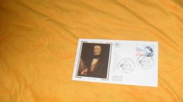 ENVELOPPE FDC DE 1999...FREDERIC CHOPIN....CACHETS PARIS... + TIMBRE - FDC