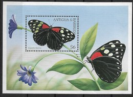 ANTIGUA BARBUDA 1997  BUTTERFLIES - Schmetterlinge