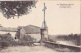 Villeneuve Sur Lot   166        Ancienne Tannerie Et Les Bords Du Lot. - Villeneuve Sur Lot