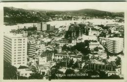 BRAZIL / BRESIL - VITORIA - ESPIRITO SANTO - RPPC POSTCARD - MAILED TO ITALY - 1950s  (BG7359) - Vitória