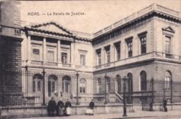 Belgique - MONS - Le Palais De Justice ( Hainaut ) - Mons