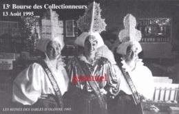 Les Reines Des Sables D'olonne 1995 – Dédicaces Des Reines - Sables D'Olonne