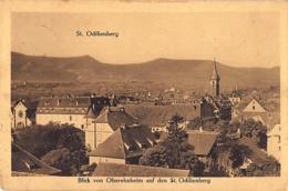 MONT SAINTE-ODILE, ODILIENBERG - BLICK VON OBEREHNHEIM - Andere Gemeenten