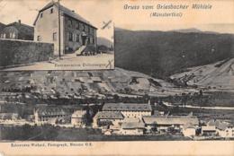 GUNSBACH, GÜNSBACH - RESTAURANT, GRIESBACHER MÜHLE (MÜNSTERTHAL) - Other Municipalities