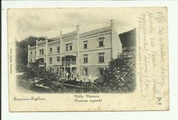 Trencsén-Teplicz, Villa-Victoria 1901. - Slovacchia