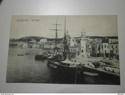 Italie. Pozzuoli, Il Porto (A3p36) - Pozzuoli