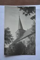 """STREE-l'eglise Vue De La Cure-au Dos""""photo Veritable-Bints Philippeville-carte Postale  B 1366"""" - Beaumont"""