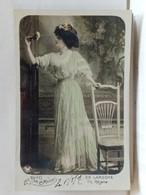 DE LAROCHE - LES VEDETTES DE LA MODE - TH REJANE - 1907 - Attori