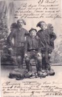 Metier - Les Ramoneurs - 1904 - Professions