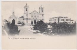 Porto Alegre. Praça General Deodoro - Porto Alegre