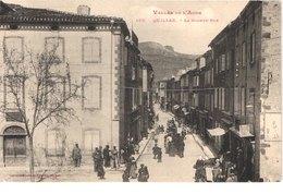 FR11 QUILLAN - Labouche 109 - La Grand Rue - Animée - Belle - France