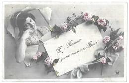 De Roanne Je Vous Envoie Ces Fleurs - Roanne