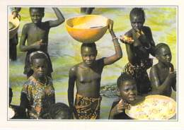 NU Ethnique ( Afrique Mali ) Jeunes Vendeuses à MOPTI - CPM GF - Ethnic Nude Topless Women Girl Seins Nus - Afrique Du Sud, Est, Ouest