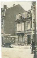 Vom Fliegerangriff Auf Luxembourg Am 18 Juni 1916. - Cartes Postales