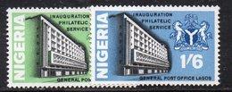 APR2295 - NIGERIA 1969, Serie Yvert N. 223/224  ***  MNH  (2380A) . - Nigeria (1961-...)