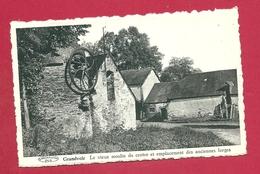 C.P. Grandvoir  =Le  Vieux  MOULIN Du  Centre Et  Emplacement Des Anciennes  FORGES - Neufchâteau