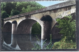 CPA ST BONNET DE ROCHEFORT Le Pont De Rouzat - France