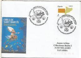 GIRONA CC MAT CAMINO DE SANTIAGO FIRES DE SANT NARCIS - 1931-Hoy: 2ª República - ... Juan Carlos I