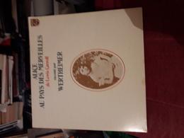 Vinyle  33 Tours Alice Au Pays Des Merveilles De Lewis Carroll Raconte Par Wertheimer - Kinderlieder