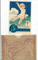 GRANDE VIGNETTE 1931  COMITE NATIONAL DE DEFENSE CONTRE LA TUBERCULOSE - Neufs