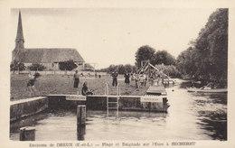 28 /  Becheret : La Baignade        ////   JANV. 20 ///  BO. 28 - France
