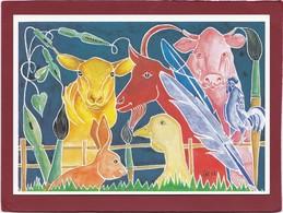 ILLUSTRATEUR GASTON TOURAINE SALON DE L'IMAGE ET DE L'ECRIT 2001 À MONTMORILLON - Filipandre
