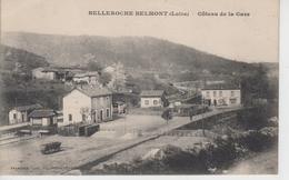 CPA Belleroche-Belmont - Côteau De La Gare - Autres Communes