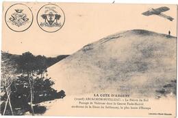 """ARCACHON MOULLEAU -- Pointe Sud - Passage De VEDRINES  Dans La Course """"PARIS -MADRID"""" - Arcachon"""