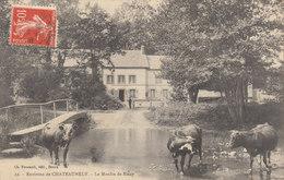 28 /  Blévy : Le Moulin        ////   JANV. 20 ///  BO. 28 - Sonstige Gemeinden
