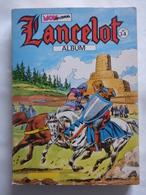ALBUM LANCELOT N° 34  ( N° 118 à N° 120 ) TBE - Lancelot