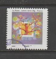 """FRANCE / 2013 / Y&T N° AA 902 : """"Petits Bonheurs"""" (Arbre De Vie) - Choisi - Cachet Rond - Adhesive Stamps"""