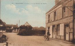 28 /  Belhomert :  Bureau De Poste       ////   JANV. 20 ///  BO. 28 - Sonstige Gemeinden