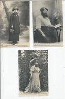 THAON LES VOSGES   Madame DELAIT   Lot De 3 Cartes - Thaon Les Vosges