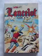 ALBUM LANCELOT N° 40  ( N° 136 à N° 138 ) TBE - Lancelot
