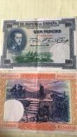 BILLET ESPAGNE 100 PESETAS - 1925 - Other