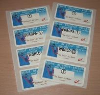 ATM (Automaatzegels) 130** De Foor! J.P.Lorand  / (3990 Peer)  Côté 20.00€ Les 4 - Belgien