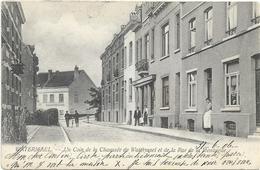 Watermael - Boitsfort     *  Un Coin De La Chaussée De Watermael Et Rue De La Montagne - Watermael-Boitsfort - Watermaal-Bosvoorde