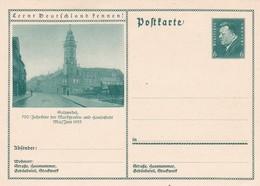 Carte Entier Postal Ganzsache Postkarte Salzwedel - Stamped Stationery