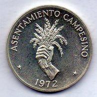 PANAMA, 5 Balboas, Silver, Year 1972, KM #30 - Panama