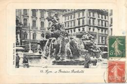 69 LYON FONTAINE BARTHOLDI - Lyon