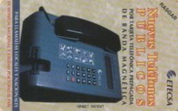 CUBA : Etecsa Phone Urmet  MINT  3 Pesos DUMPING - Cuba