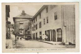 LES ROUSSES  Hôtel Des Rousses - Prop. Mme Cordier -circulée  - Bon état - Autres Communes